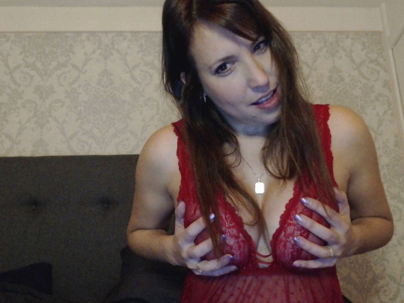 Webcamsex met Mrs-Hot-Wet